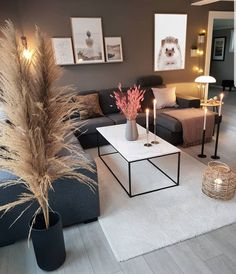 Top 5 Inexpensive Family Room ideas Beautiful Nordic living room inspiration Photo by Nordic Living Room, Living Room Decor Cozy, Living Room Interior, Home Living Room, Bedroom Decor, Home Room Design, Home Interior Design, Living Room Designs, Interior Decorating