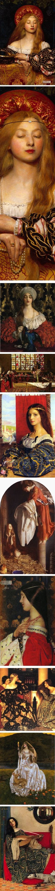 Frank Cadogan Cowper, the last Pre-Raphaelite