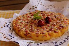 Myricaciplando: Clafoutis de Cereza
