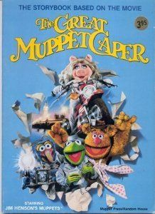 The Great Muppet Caper by Muppets