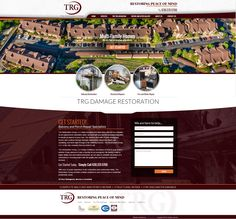 An Enlightening and Appealing Web Design by VisionFriendly.com Illinois, Multi Family Homes, Get Started, Restoration, Porch, Web Design, Website, Refurbishment, Terrace
