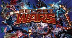 Secret Wars 2015 Marvel is having a Crisis! ( pssst.... it's not their first! ) - What'cha Reading?