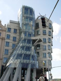 The Dancing House (Czech Republic) | Most Beautiful Pages