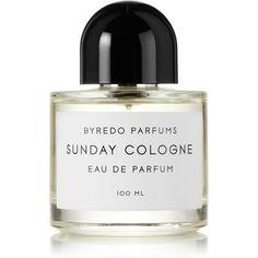 Byredo Sunday Cologne Eau de Parfum - Vetiver & Bergamot, 100ml (290 CAD) ❤ liked on Polyvore featuring beauty products, fragrance, colorless, eau de parfum perfume, edp perfume, byredo and eau de perfume