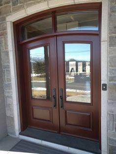 Fiberglass Columns, Living Room Decor Curtains, Wood Entry Doors, Main Door Design, Kitchens, Windows, Home Decor, Art, Doors