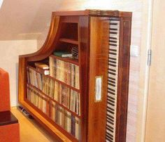One of the best repurposing I have ever seen.