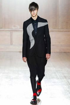 Alexander McQueen Spring 2015 Menswear - Collection - Gallery - Style.com