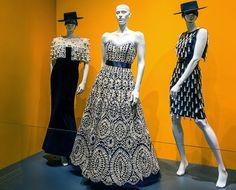 "Exposição ""Oscar de la Renta: Five Decades of Style"""