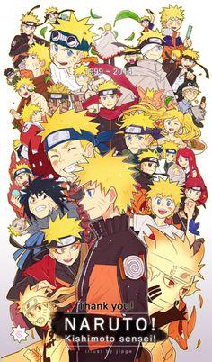 Farewell Naruto!