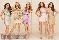 Reunions 2014: Portraits of 'Mean Girls'; 'Sports Night'; 'Napoleon Dynamite'; 5 More Casts | Photo 1 of 15 | EW.com