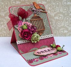 Best of Betsy's: Kaisercraft's Lady Rose Cards