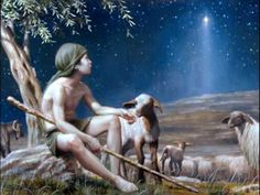Kerstliedje voor kleuters: Zeg eens herder waar kom jij vandaan?