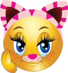 Kitty Cat Smiley