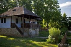 Rustic Style, Country Decor, Romania, Countryside, Gazebo, Farmhouse, Outdoor Structures, Traditional, House Styles