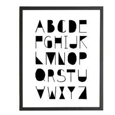 Dots Lifestyle Poster - Alfabet - Hand Lettering Alphabet, Alphabet Design, Doodle Lettering, Types Of Lettering, Brush Lettering, Journal Fonts, A4 Poster, Writing Styles, Text Me