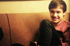 Day 14: Favorite Liam Payne GIF. I loved this one. Because he looks so genuinely happy; hes so adorable :)