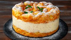 Choux Pastry, No Cook Desserts, Desert Recipes, Cake Recipes, Picnic, Cheesecake, Good Food, Food And Drink, Ice Cream