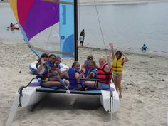 Save 80% on Water Sports & Beach Rentals at Mission Bay Sportcenter #utdeals