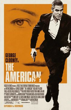 The American (2010) R  -  An assassin hides out in Italy for one last assignment.  -   Director: Anton Corbijn  -   Writers: Rowan Joffe (screenplay), Martin Booth (novel)  -   Stars: George Clooney, Paolo Bonacelli, Violante Placido  -  CRIME / DRAMA / THRILLER
