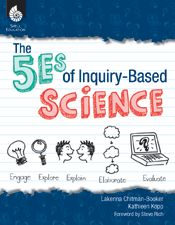 This book uses the 5E model of inquiry-based science learning and provides teachers with practical strategies for stimulating inquiry with students and includes lesson ideas!