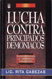 En los últimos tiempos se ha escrito mucho acerca de demonología, y sabemos que es un área donde todavía hay mucho que decir. En este su nuevo libro, Rita Cabezas, expone un tema controversial, basado en su ya larga experiencia en la liberación.