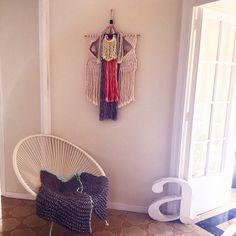Ranran Design #macrame #wallhanging
