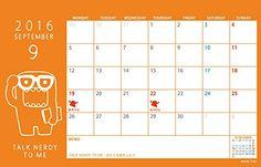 Amazon.co.jp: どーもくん 2016カレンダー 卓上: 文房具・オフィス用品 Monthly Plan, Desktop Calendar, Nerdy, How To Plan, Character, Design, Lettering