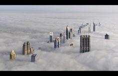 Cloud City, Dubai