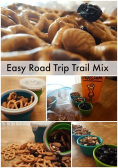 Do you get hung up planning road trip snacks? This easy road trip trail mix formula can be customized to your family's individual tastes and preferences. Road Trip Snacks, Travel Snacks, Travel Activities, Road Trips, Airport Food, Vacation Planner, Vacation Trips, Road Trip With Kids, Best Places To Travel