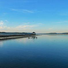 Blue.  #beach #beachbum #beachbound #beaches #Vscocam #beachday #beachtime #beachbody #beachlife #beachhouse #instabeach #beautiful #instasummer #summer #sun #sunny #seaside #blue #view #nature #clouds #cloudporn #fun #pretty #sand #reflection #amazing #beauty #shore #sky by q.sl