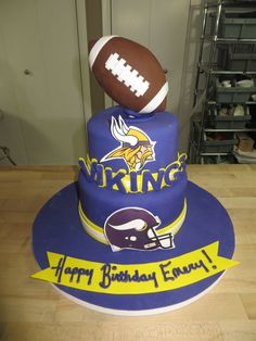 Who needs the Redskins, How about the Vikings? Thank you Emery!