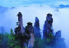 Image result for zhangjiajie china