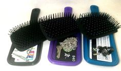 Hair Brush- Secret  Diversion  Hidden  Stash  Security  Compartment Safe