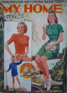 My Home magazine from June 1939
