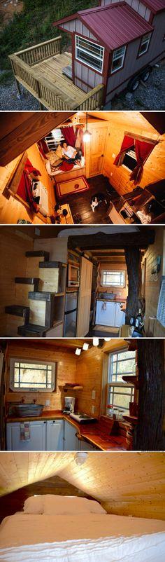 The Gypsy Wagon tiny house