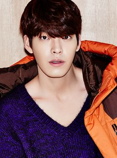 Kim Woo Bin - High Cut Magazine Vol.117