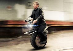 Electric Unicycle is Self-Balancing Scooter