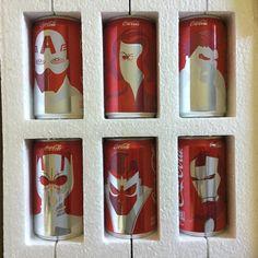 Free 6 pack of Marvel Coke Cans #freestuff #freebies #samples #free