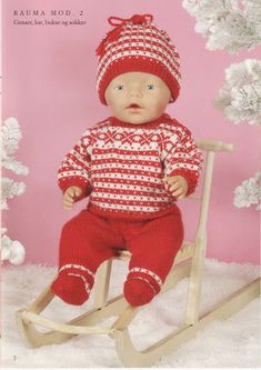 Billede: Preemie Clothes, Knitting Dolls Clothes, Baby Doll Clothes, Crochet Doll Clothes, Girl Dolls, Baby Dolls, American Doll Clothes, Baby Born, Reborn Dolls