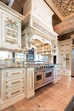 Luxury Kitchen Featured Homes – Habersham Home Custom Kitchens, Luxury Kitchens, Cool Kitchens, Tuscan Kitchens, Dream Kitchens, Luxury Kitchen Design, Best Kitchen Designs, Luxury Homes Interior, Luxury Home Decor