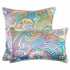 Paisley Pillow | ZARA HOME United States of America