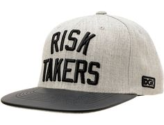 "DGK ""Risk Takers"" Snapback Cap"