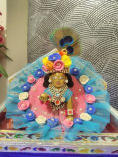 Krishna Art, Radhe Krishna, Janmashtami Decoration, Laddu Gopal Dresses, Bal Gopal, Ladoo Gopal, Kurti, Birthday, Birthdays