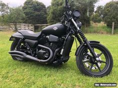 Harley Davidson street XG500 #harleydavidson #streetxg500 #forsale #australia #harleydavidsonstreet500