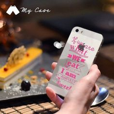 If we are what we eat will I am awfully sweet!!! 👆Disponibile per tutti i modelli di cellulare!!! Visita il nostro sito web www.mycase-online.it #mycaseitaly #phonecase #cover #sweet