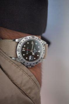 "xeny101: ""Rolex Explorer II """