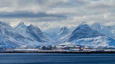 The Lofoten Islands, Norway e