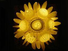 David Scott Smith - Translucent Porcelain Installation