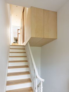 Renovating, Splitting And Extending A Brussels Terraced-house - Picture gallery