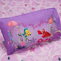 The Little Mermaid Sheet Set